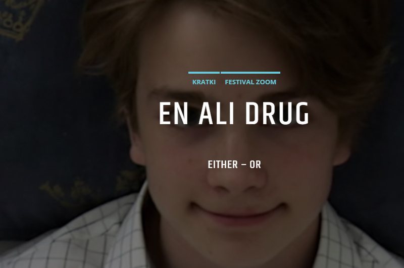 ENO ALI DRUG EITHER – OR Anton Forsdik