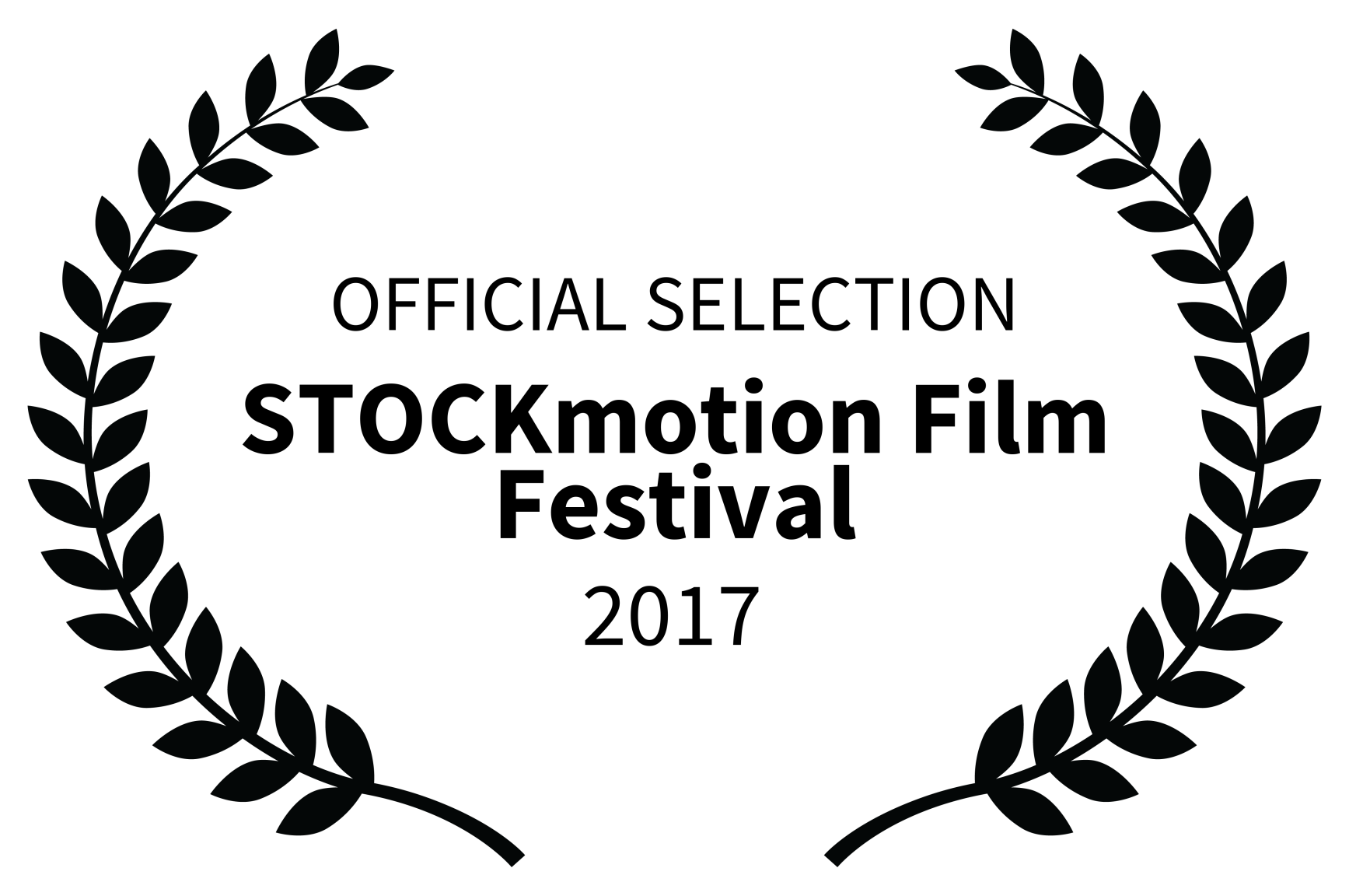 OFFICIAL SELECTION - STOCKmotion Film Festival - Either or film. antingen eller en film av Anton Forsdik.